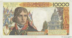 10000 Francs BONAPARTE FRANCE  1957 F.51.07 TB+