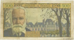 5 NF sur 500 Francs Victor HUGO FRANCE  1959 F.52.02 B+