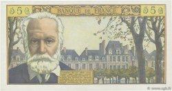 5 Nouveaux Francs VICTOR HUGO FRANCE  1959 F.56.03 SUP