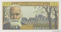 5 Nouveaux Francs VICTOR HUGO FRANCE  1960 F.56.05 TTB