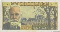 5 Nouveaux Francs VICTOR HUGO FRANCE  1962 F.56.12 pr.TTB