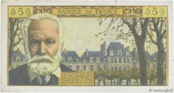 5 Nouveaux Francs VICTOR HUGO FRANCE  1964 F.56.16 TTB+