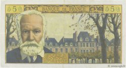 5 Nouveaux Francs VICTOR HUGO FRANCE  1965 F.56.18 TTB+