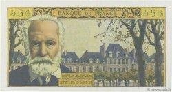 5 Nouveaux Francs VICTOR HUGO FRANCE  1965 F.56.18 SUP