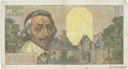 10 Nouveaux Francs RICHELIEU FRANCE  1959 F.57.01 TB+