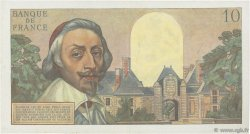 10 Nouveaux Francs RICHELIEU FRANCE  1962 F.57.21 TTB+