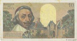 10 Nouveaux Francs RICHELIEU FRANCE  1963 F.57.22 TB+