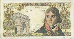 100 Nouveaux Francs BONAPARTE FRANCE  1959 F.59.01