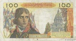 100 Nouveaux Francs BONAPARTE FRANCE  1959 F.59.01 B