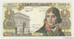100 Nouveaux Francs BONAPARTE FRANCE  1959 F.59.02 TTB+