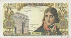 100 Nouveaux Francs BONAPARTE FRANCE  1960 F.59.08 pr.TTB