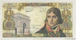 100 Nouveaux Francs BONAPARTE FRANCE  1960 F.59.08 TTB