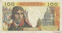100 Nouveaux Francs BONAPARTE FRANCE  1960 F.59.09 TB