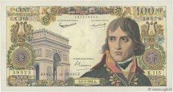 100 Nouveaux Francs BONAPARTE FRANCE  1961 F.59.11 pr.SUP