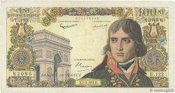 100 Nouveaux Francs BONAPARTE FRANCE  1961 F.59.11 TB+
