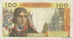 100 Nouveaux Francs BONAPARTE FRANCE  1961 F.59.11 TB