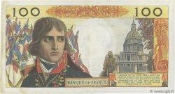 100 Nouveaux Francs BONAPARTE FRANCE  1961 F.59.12 TB+