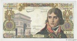 100 Nouveaux Francs BONAPARTE FRANCE  1961 F.59.12 TTB+