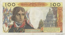 100 Nouveaux Francs BONAPARTE FRANCE  1961 F.59.12 TB