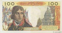 100 Nouveaux Francs BONAPARTE FRANCE  1962 F.59.14 SUP