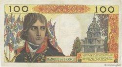 100 Nouveaux Francs BONAPARTE FRANCE  1962 F.59.14 pr.TTB