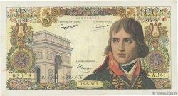 100 Nouveaux Francs BONAPARTE FRANCE  1962 F.59.14 TTB