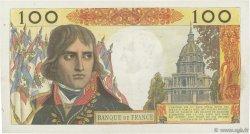 100 Nouveaux Francs BONAPARTE FRANCE  1962 F.59.15 TTB+