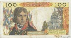 100 Nouveaux Francs BONAPARTE FRANCE  1962 F.59.17 TB+