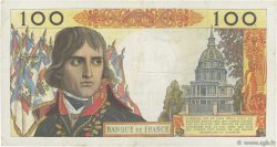100 Nouveaux Francs BONAPARTE FRANCE  1963 F.59.20 TB
