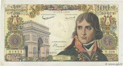 100 Nouveaux Francs BONAPARTE FRANCE  1963 F.59.20 TTB