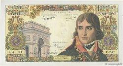100 Nouveaux Francs BONAPARTE FRANCE  1963 F.59.22 TTB+