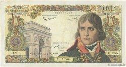 100 Nouveaux Francs BONAPARTE FRANCE  1963 F.59.22 TB+