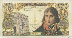 100 Nouveaux Francs BONAPARTE FRANCE  1964 F.59.25 TB