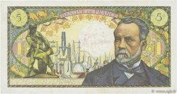 5 Francs PASTEUR FRANCE  1966 F.61.01 TTB+
