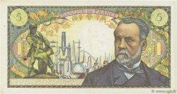 5 Francs PASTEUR FRANCE  1966 F.61.02