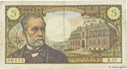 5 Francs PASTEUR FRANCE  1967 F.61.05 B+