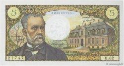 5 Francs PASTEUR FRANCE  1968 F.61.08 SUP à SPL