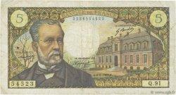 5 Francs PASTEUR FRANCE  1969 F.61.09 B+