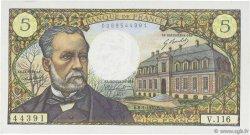 5 Francs PASTEUR FRANCE  1970 F.61.12 pr.SUP