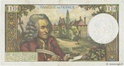 10 Francs VOLTAIRE FRANCE  1963 F.62.04 TTB