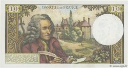 10 Francs VOLTAIRE FRANCE  1964 F.62.08 SUP