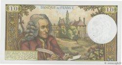 10 Francs VOLTAIRE FRANCE  1965 F.62.15 SPL