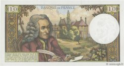 10 Francs VOLTAIRE FRANCE  1966 F.62.21 SUP