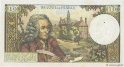 10 Francs VOLTAIRE FRANCE  1969 F.62.40 TTB+