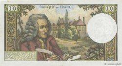 10 Francs VOLTAIRE FRANCE  1970 F.62.41 TTB+