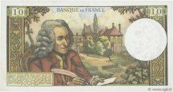 10 Francs VOLTAIRE FRANCE  1971 F.62.49 TTB+
