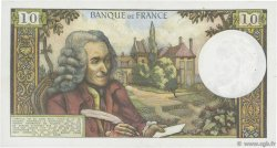 10 Francs VOLTAIRE FRANCE  1971 F.62.50 SUP+