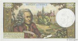 10 Francs VOLTAIRE FRANCE  1971 F.62.53 TTB