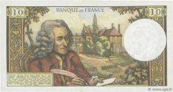 10 Francs VOLTAIRE FRANCE  1972 F.62.54 TTB+