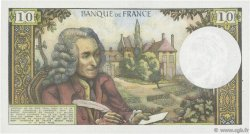 10 Francs VOLTAIRE FRANCE  1972 F.62.56 SUP